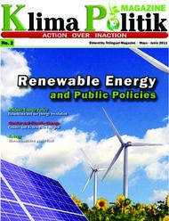 Renewable Energy and Public Policies - No. 2 - Klimapolitik