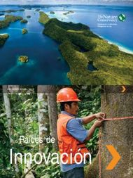 Innovación - INFORME ANUAL 2010 - The Nature Conservancy