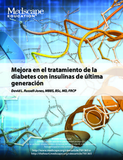 tratamiento de diabetes tipo 1 medscape medicina general