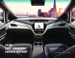 SELF-DRIVING SAFETY REPORT 2018