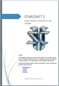 STARCRAFT 2 BUILD ORDERS FOR HEART OF THE SWARM
