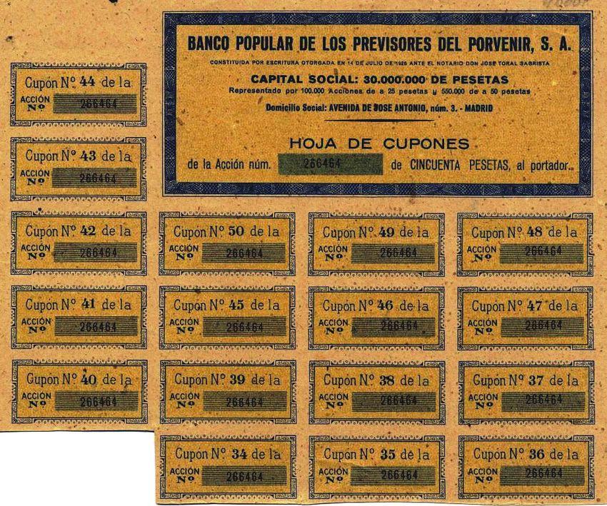 Historia del banco popular la lucha por la independencia for Bancos abiertos por la tarde