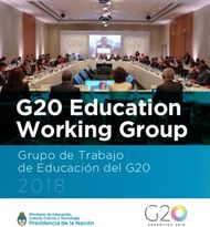 G20 Education Working Group - Grupo de Trabajo de Educación del G20 - ...