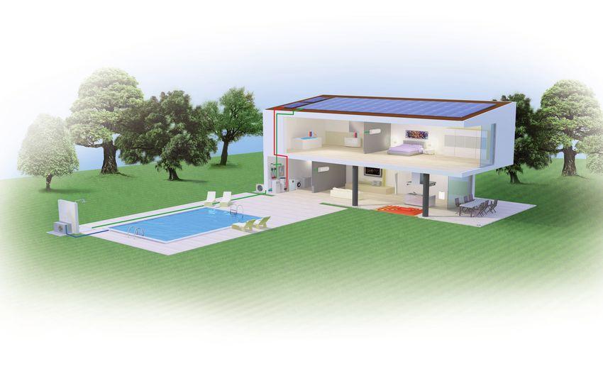 Soluzioni per una casa a basso consumo energetico for Soluzioni per la casa