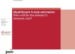 Healthcare's new entrants: Who will be the industry's Amazon.com?