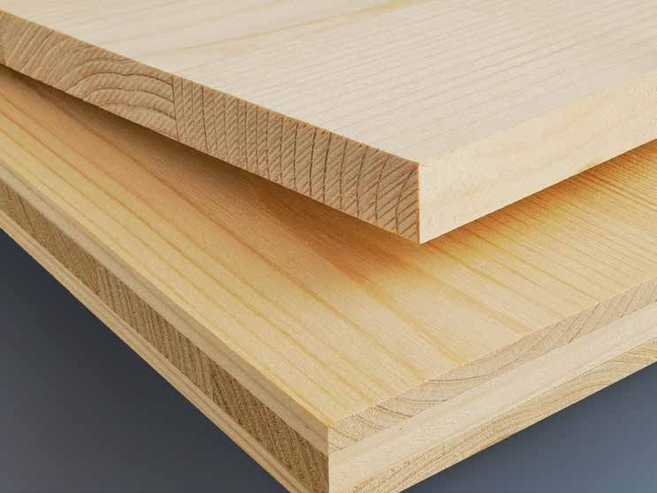 Tableros de madera natural y de madera maciza for Tablero madera maciza