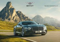 THE NEW CONTINENTAL GT 2018 - BENTLEY