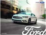 Ford Fusion 2017 Specifications