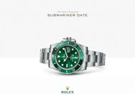 The Oyster Perpetual. Rolex.