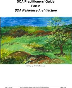 SOA Practitioners' Guide Part 2 SOA Reference Architecture