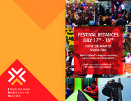 FESTIVAL BETANCES - JULY 17TH - 19TH