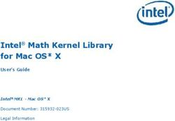 Intel Math Kernel Library for Mac OS* X