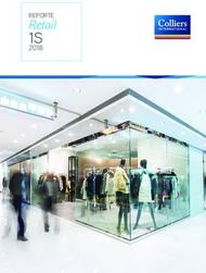 1S Retail 2018 - Colliers International