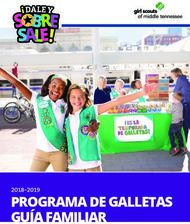 PROGRAMA DE GALLETAS GUÍA FAMILIAR 2018-2019 - Girl Scouts of Middle ...