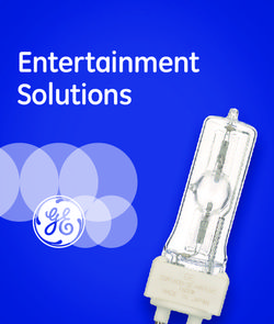 Entertainment Solutions Catalogue - GE Lighting