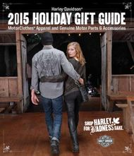Harley-Davidson 2015 Holiday Gift Guide MotorClothes. Apparel and Genuine Motor Parts & Accessories.