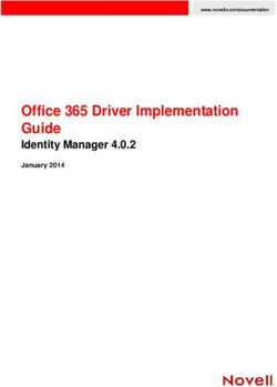 Office 365 Driver Implementation Guide