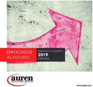 ENFOCADOS AL FUTURO 2019 - ESPAÑA - Auren International Auren ...