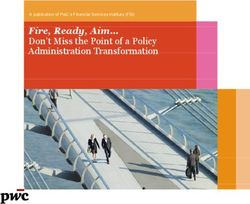 Fire, Ready, Aim - Don't Miss the Point of a Policy Administration Transformation