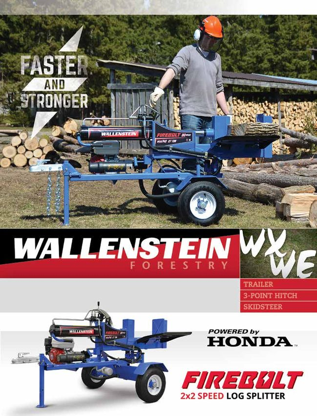 2017 Product Catalogue - Wallenstein